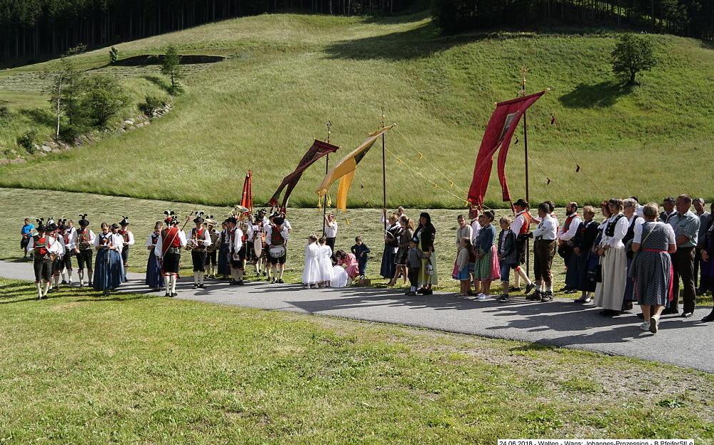 2018_Walten_Johannes Prozession 05