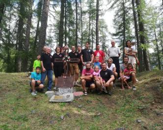 2018_Pejo_Ausflug nach Pejo SK St.Pankraz St.Nikolaus Proveis 02