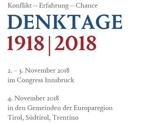 Denktag 1918 - 2018 klein