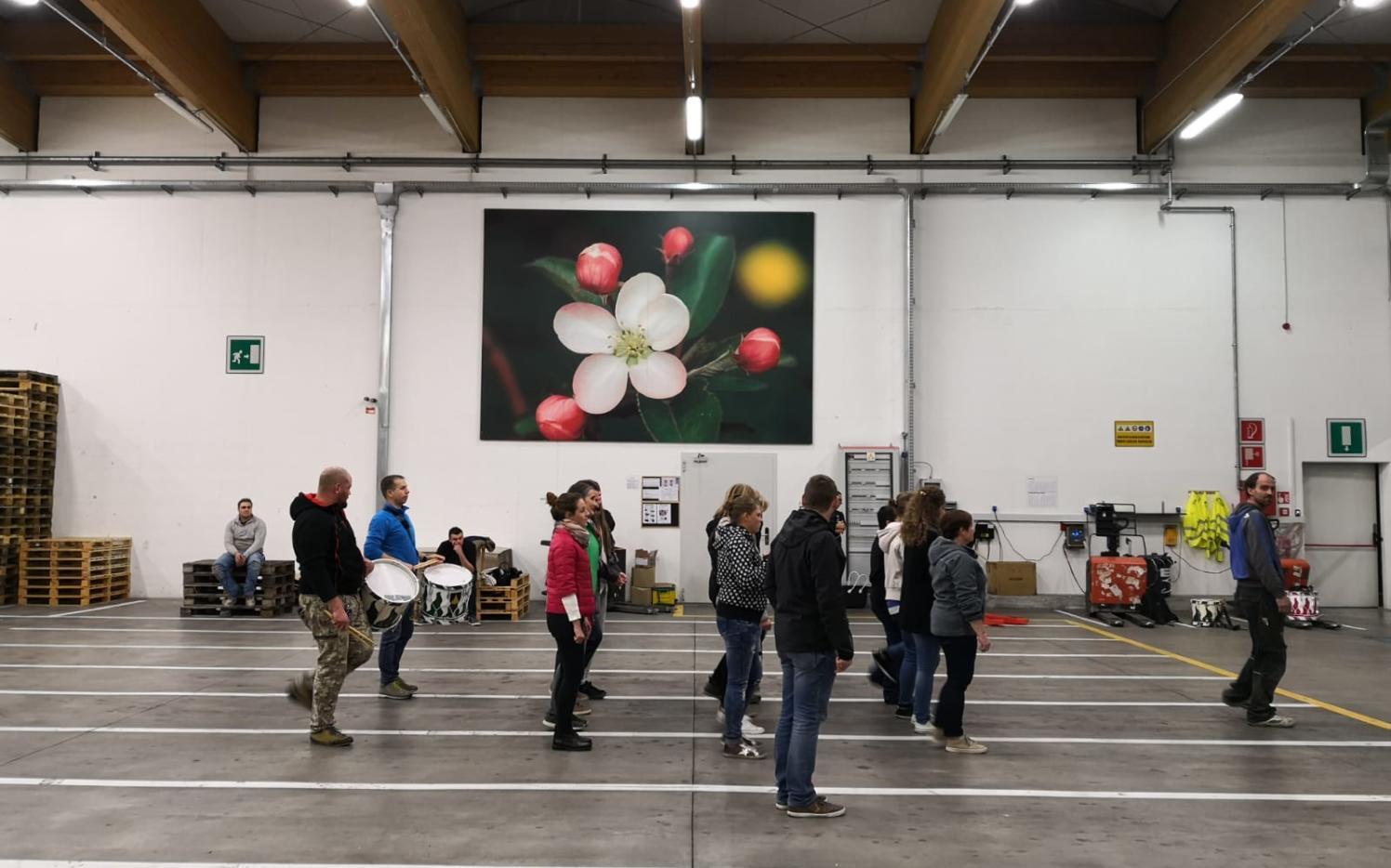 2018_Algund Bezirk_Marketenderinnen Tamperer Exerzieren (10)