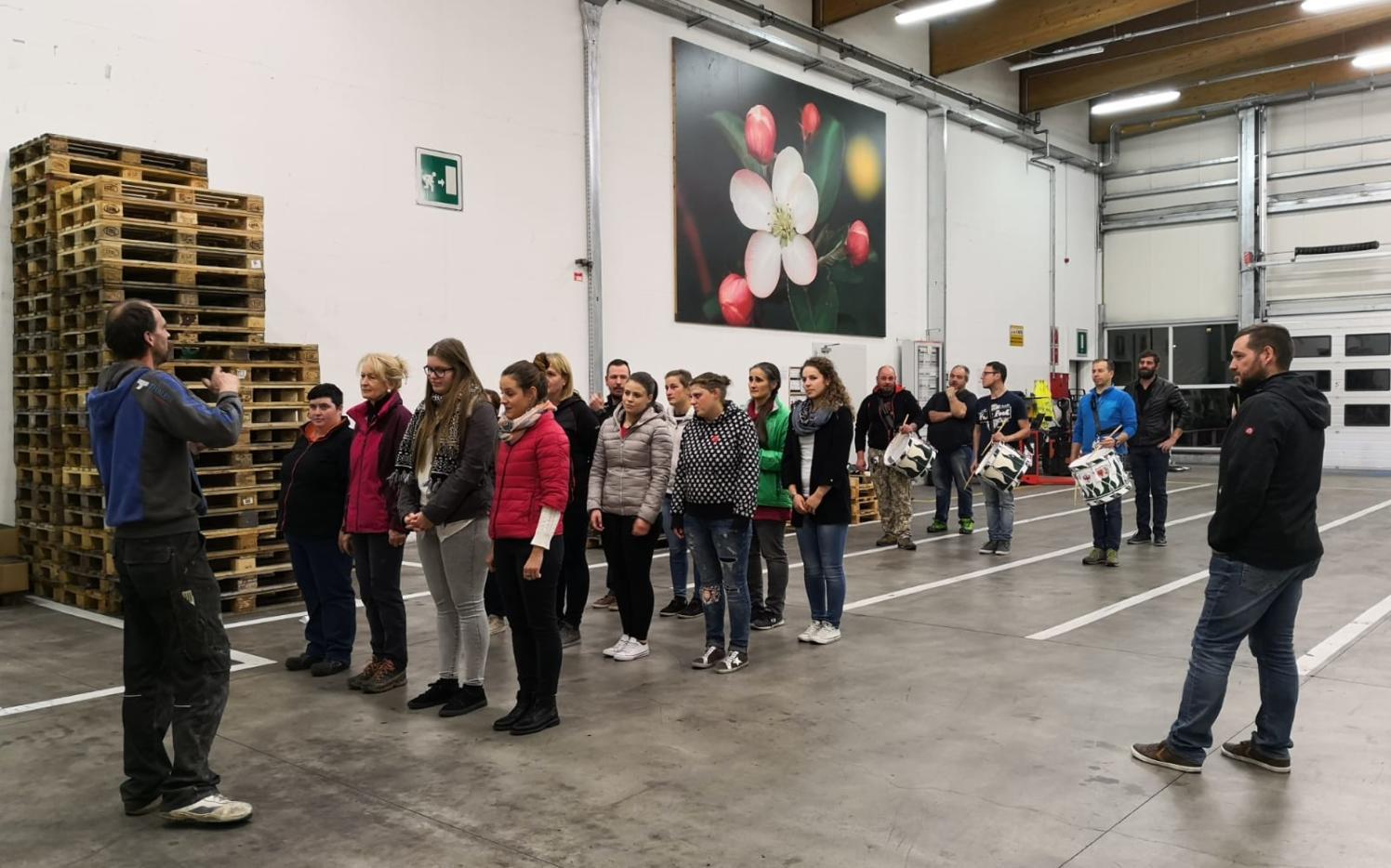2018_Algund Bezirk_Marketenderinnen Tamperer Exerzieren (13)