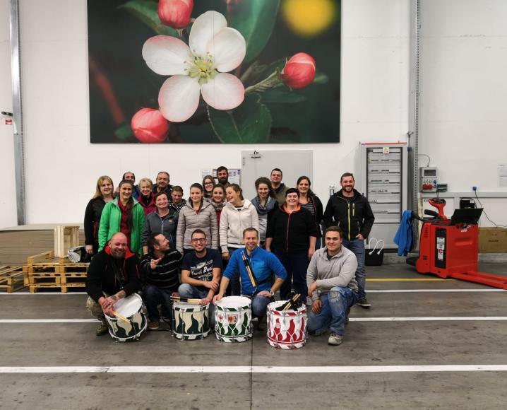 2018_Algund Bezirk_Marketenderinnen Tamperer Exerzieren (14)