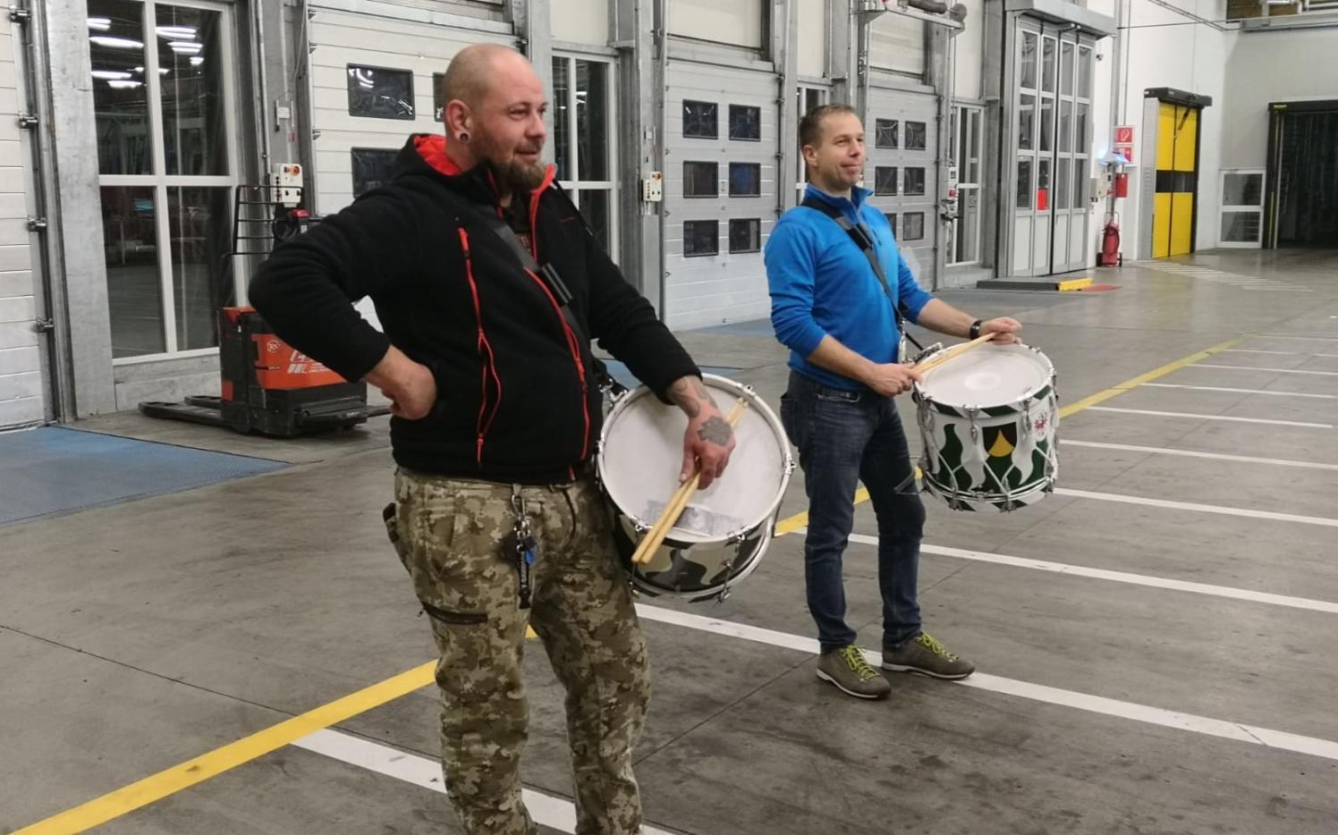 2018_Algund Bezirk_Marketenderinnen Tamperer Exerzieren (3)