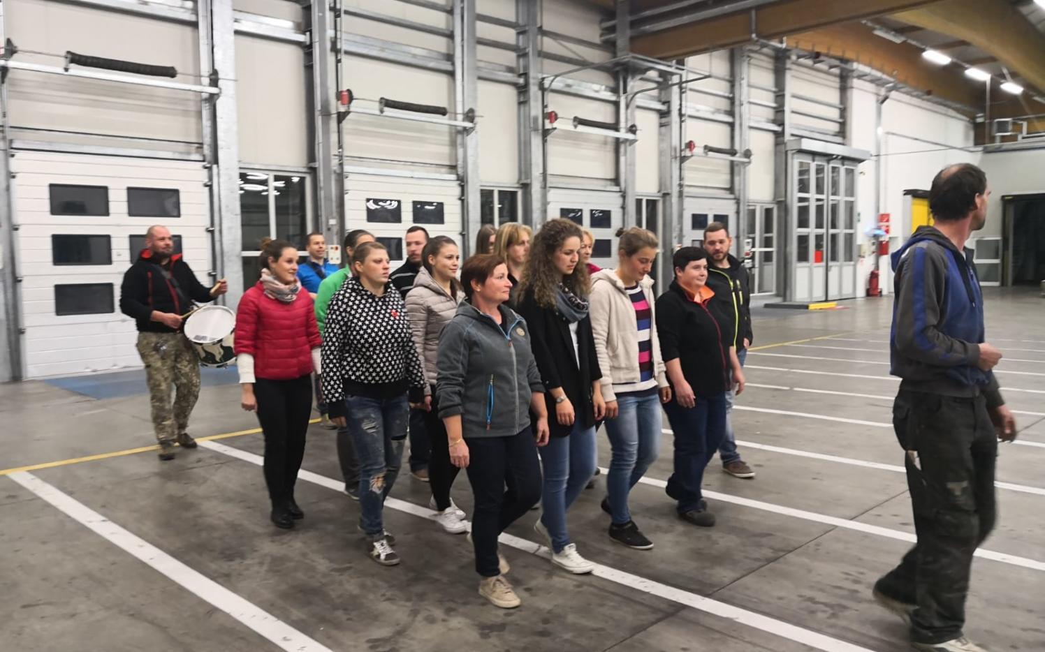 2018_Algund Bezirk_Marketenderinnen Tamperer Exerzieren (5)