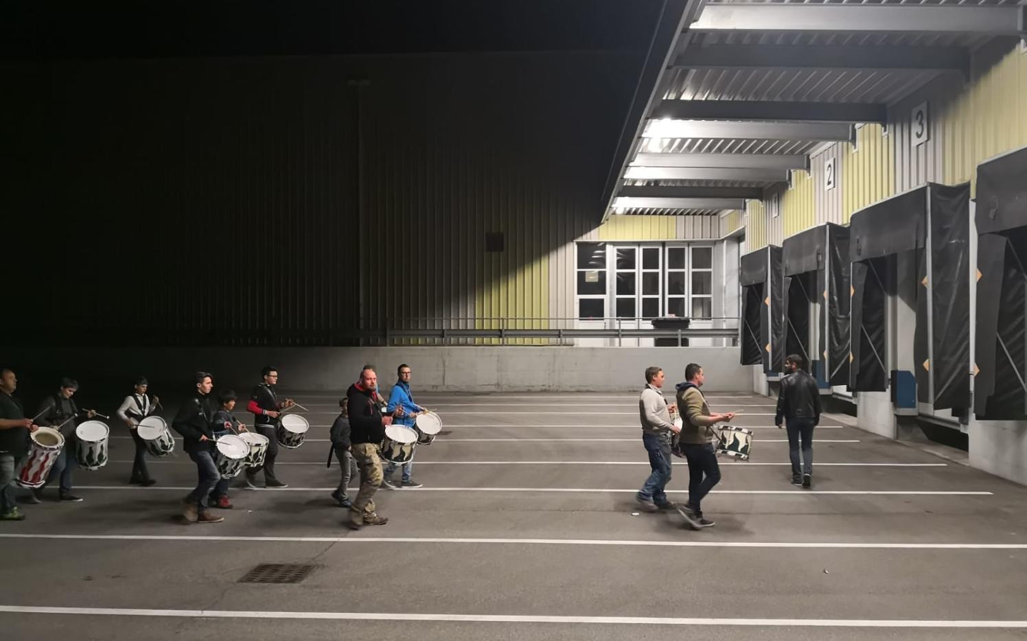 2018_Algund Bezirk_Marketenderinnen Tamperer Exerzieren (7)