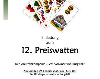 12.Preiswatten 2020 SK Burgstall