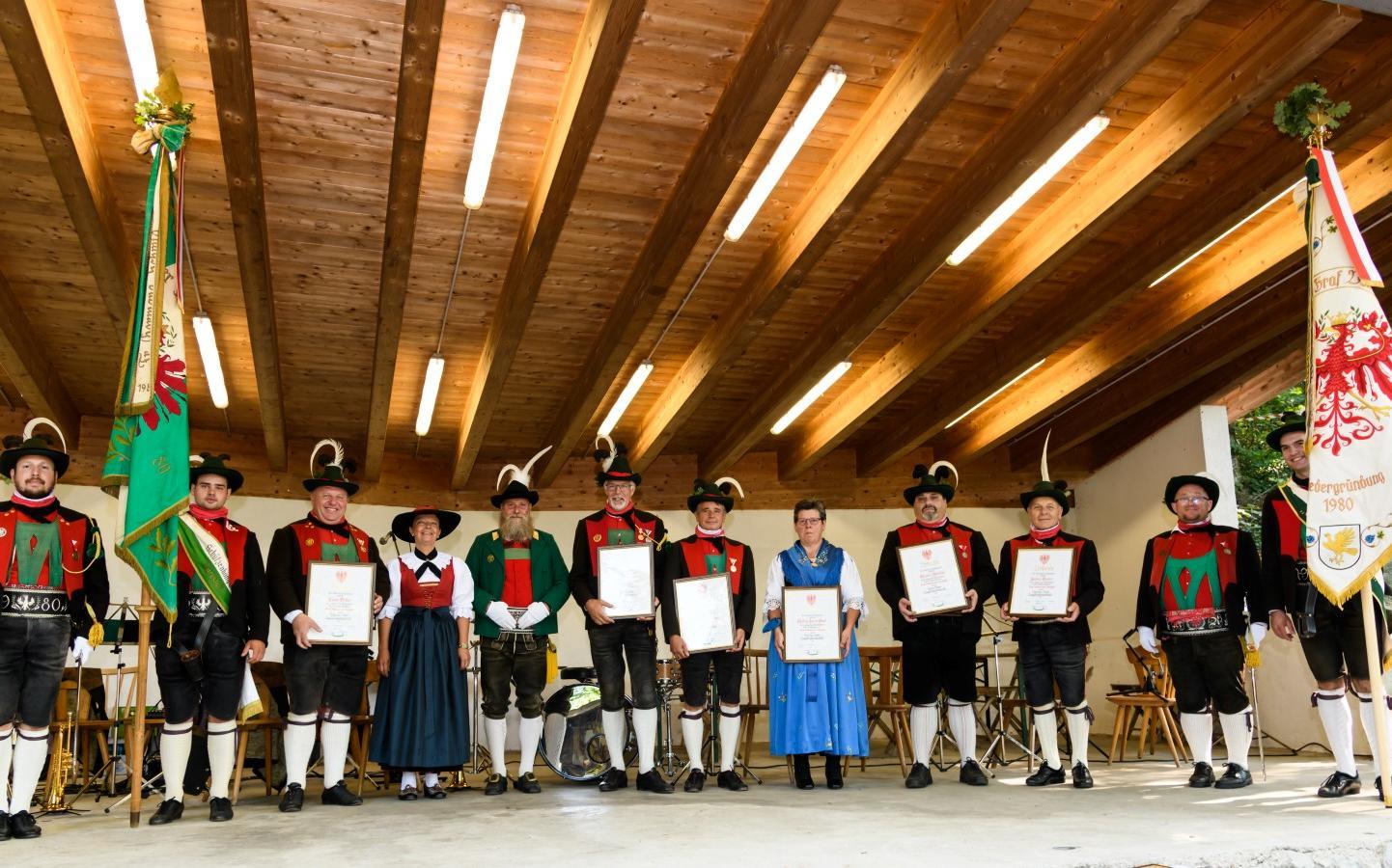 2020_Burgstall_40 Jahre Schützen (5)