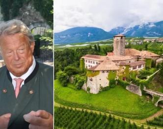 Graf Ulrich von Spaur - Schloss Valer lavocedeltrentino.it