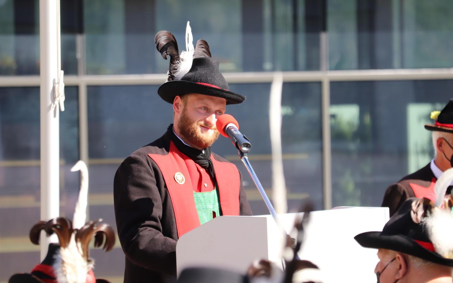 Franz-Innerhofer-Gedenkfeier 2021